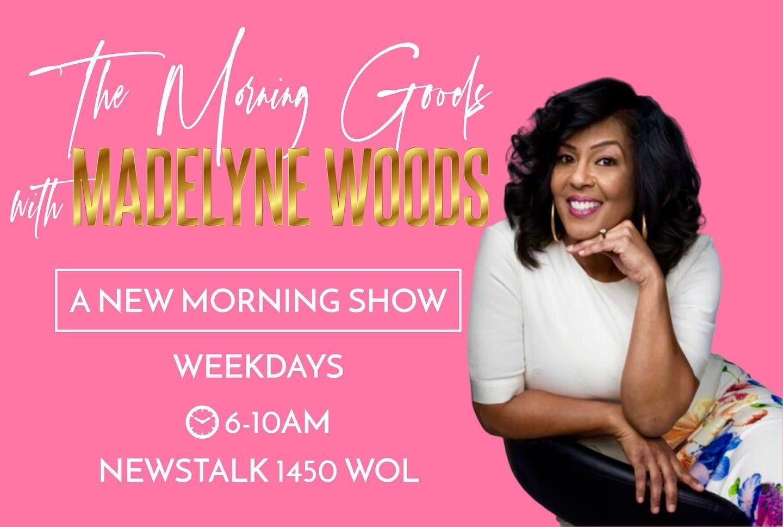 Madelyne Woods flyer